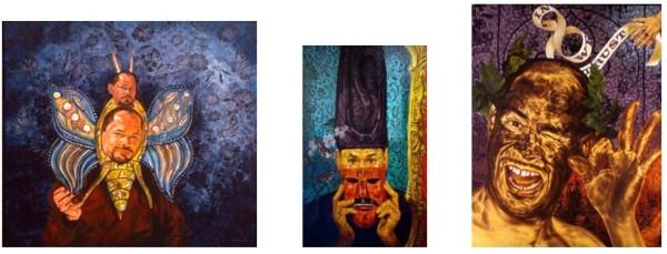 Rodriguez-Diaz Self Portraits 2