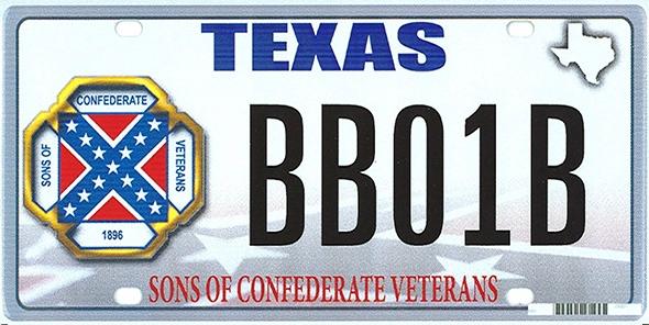 Texas_CSV_LicensePlate