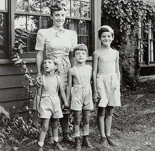 louise bourgeois children