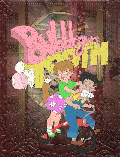 Bubblegum Tooth comic book by Brett Hollis