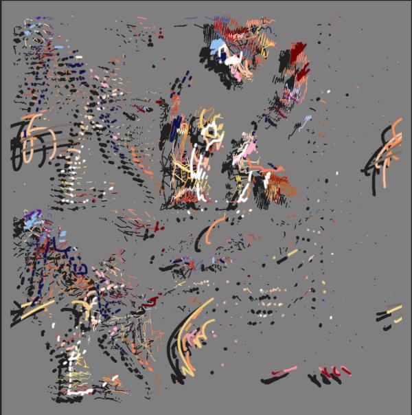 Hillock_Mattie's Anger, 2015. Ultraviolet print on Dibond - HILLOCK