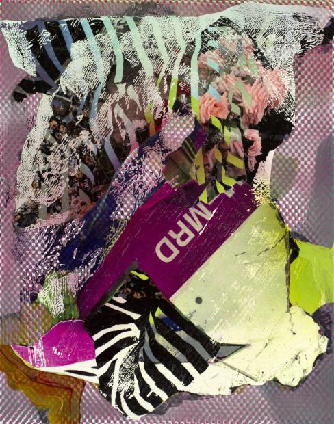 Legacy System 4, 2015, 20 x 16, Jimmy Baker