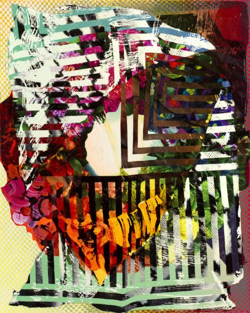 Legacy System 8, 2015, 20 x 16, Jimmy Baker