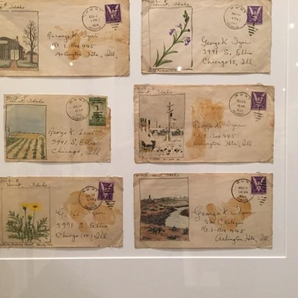 Mikisaburo Izui envelopes