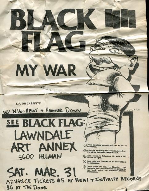 blackflaglawndale