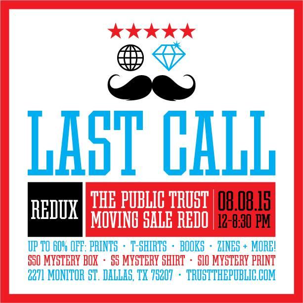 public trust last call