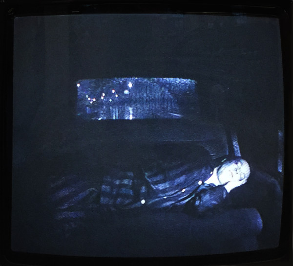 Rodney Graham, Halcion Sleep, 1994. Single channel video.
