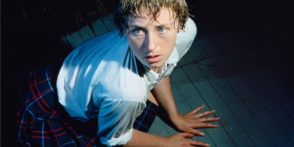 Cindy Sherman, Untitled #92, 1981. color photograph, 24 x 48 inches.