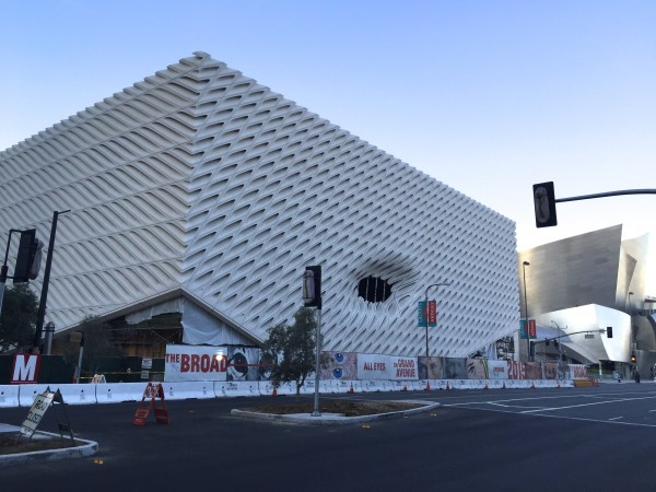 the broad gehry