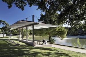 Park Pavilion - Kidd Springs Park - Dallas