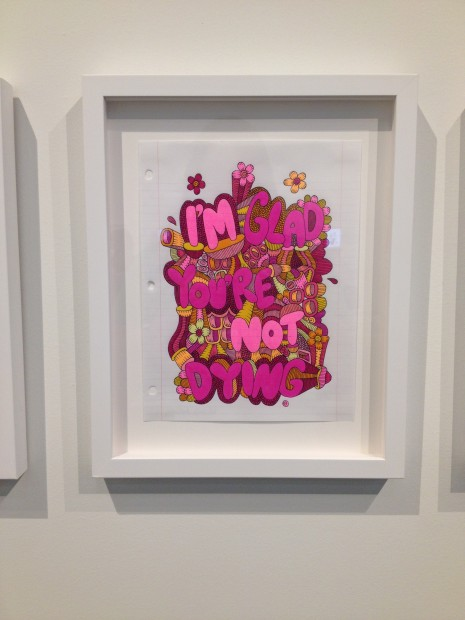 Michelle Andrade at Charlie James Gallery