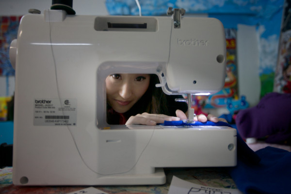 JooYoung Sawing characters costumes