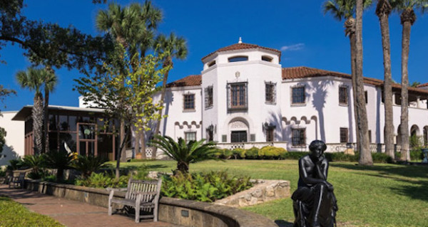 photo of the McNay Art Museum