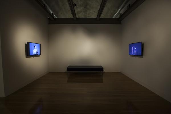 Yoko Ono, Cut Piece, 1964/1965. 16 mm film transferred to HD (black and white, sound).