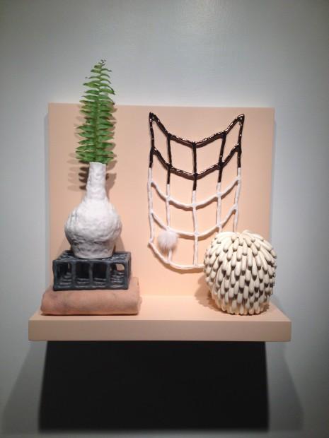Sculpture by artist Linda Lopez