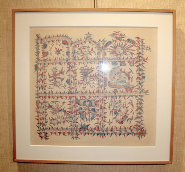 Frank Jones, Large Devil House #1 (Square), Pencil on paper.