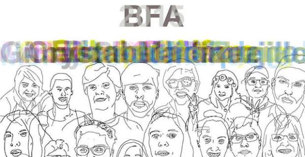 utsa bfa show 2015