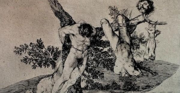 Goya's Disaster of War 3