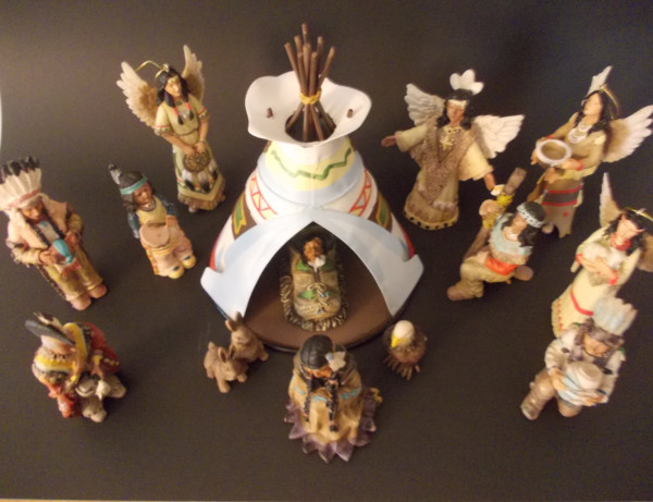 native american nativity