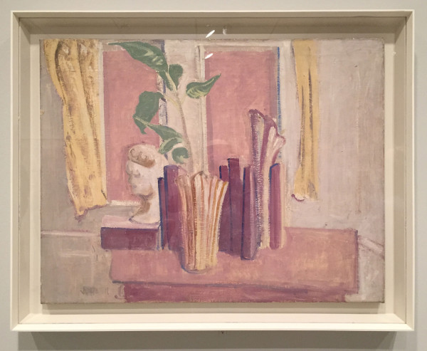 Untitled, 1937/38, Oil on canvas. Collection of the National Gallery of Art. Gift of the Mark Rothko Foundation, Inc.