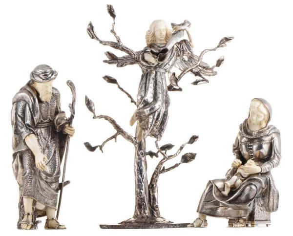 sterling nativity