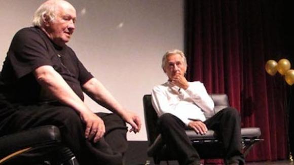 Tonight: Dave Hickey and Ed Ruscha