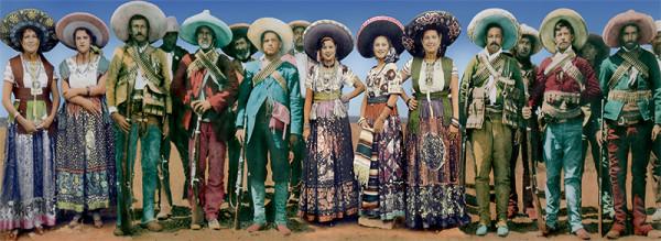 Bob Wade, Pancho Villa and Friends, 2011,