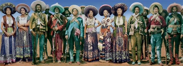 Bob Wade, Pancho Villa and Friends, 2011,