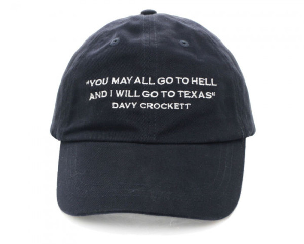 crockett-hat