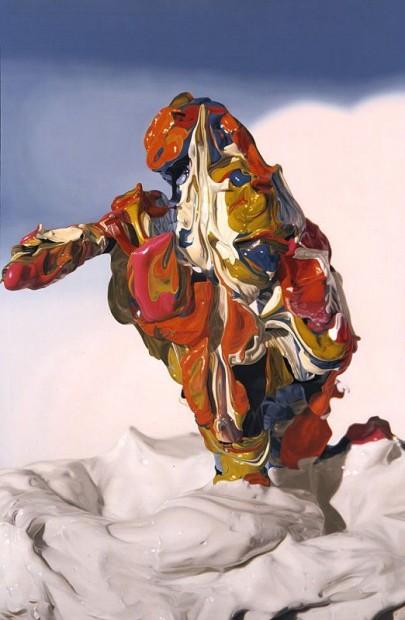 Richard Patterson, Repo Man, 1998