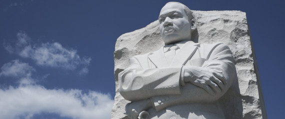 Chinese sculptor Lei Yixin led the team who created the Martin Luther King, Jr. Memorial Statue. Image via Huffington Post.
