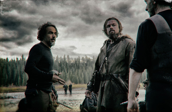 Making of The Revenant