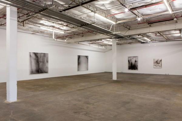Jeff Zilm: Installation view.