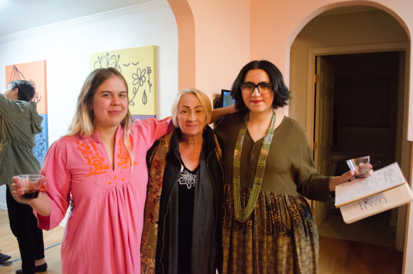 Zoe Berg, Carol Mirelez, Sable Mirelez