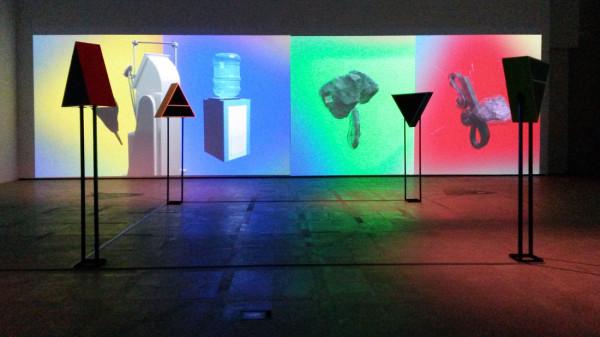 David Ferrando Giraut at the Museum of Contemporary Art Vigo