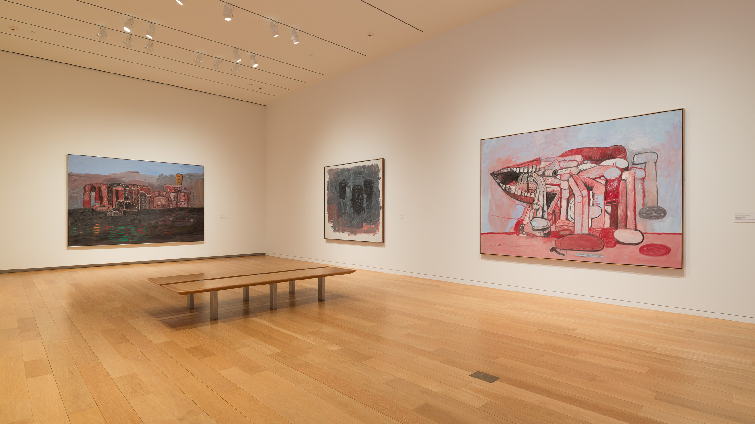 Philip Guston at the Modern in Fort Worth