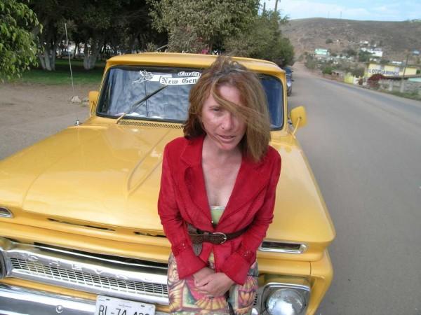 Chris Kraus. Photo: Christy Frields, courtesy of dutchartinstitute.eu via artnet News.