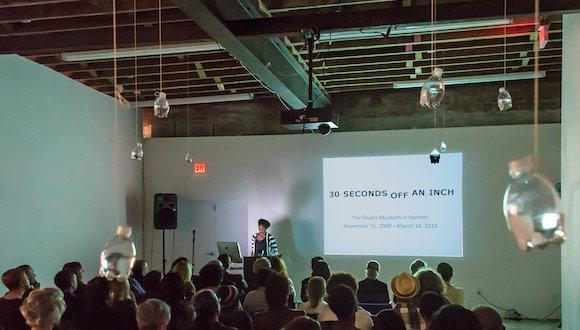 Diverse Discourse Lecture 02.27.13: Naomi Beckwith, Curator, MCA Chicago