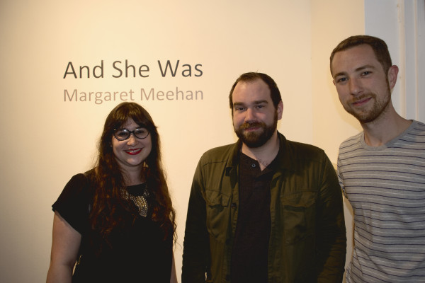 Rachel Vogel, Michael McFadden, Zachary Gresham