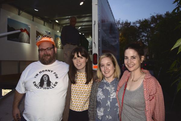 Zeke Williams, Britt Thomas, Emily Peacock, Cobra McVey