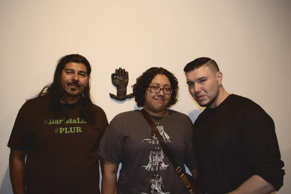 Carlos Villalobos, Roxy Beaver, Joe Balderas