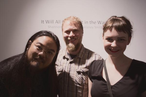 Alex Tu, Jacob Spacek, Claire Webb