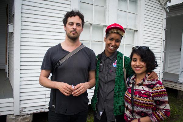 Jason Jones, Imani Jacqueline Brown, Yudith Nieto