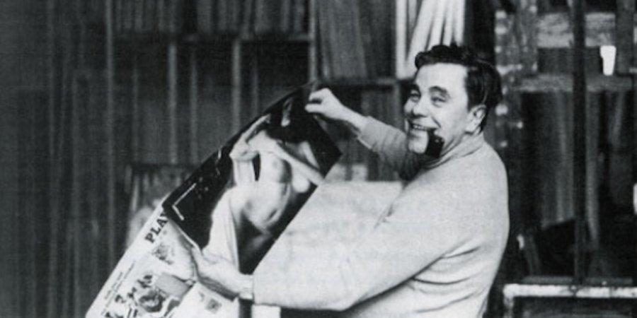 William Copley in Paris