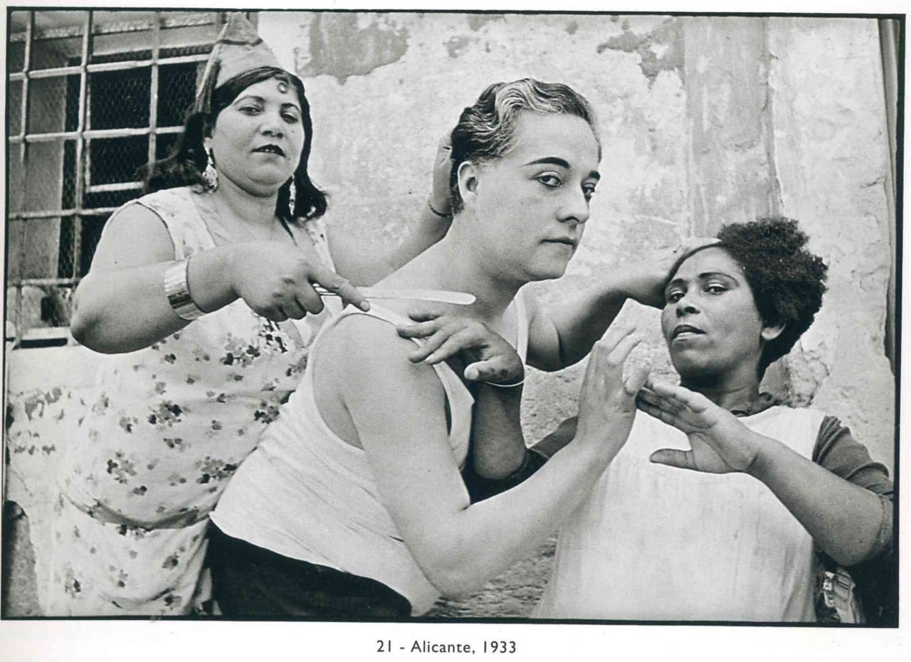 Alicante, 1933