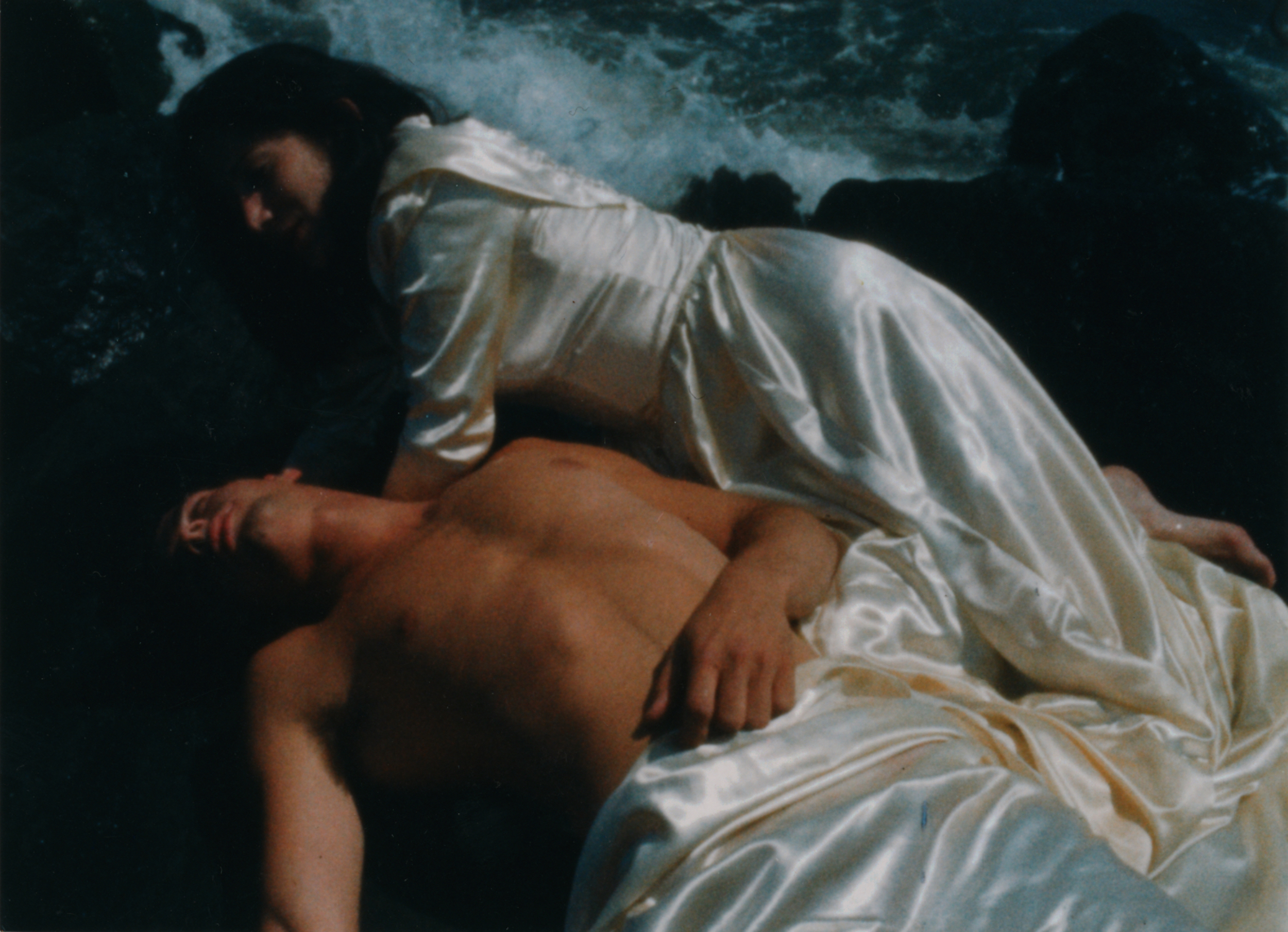 Still from Markopoulos' Twice A Man (1964). Courtesy of the Temenos.