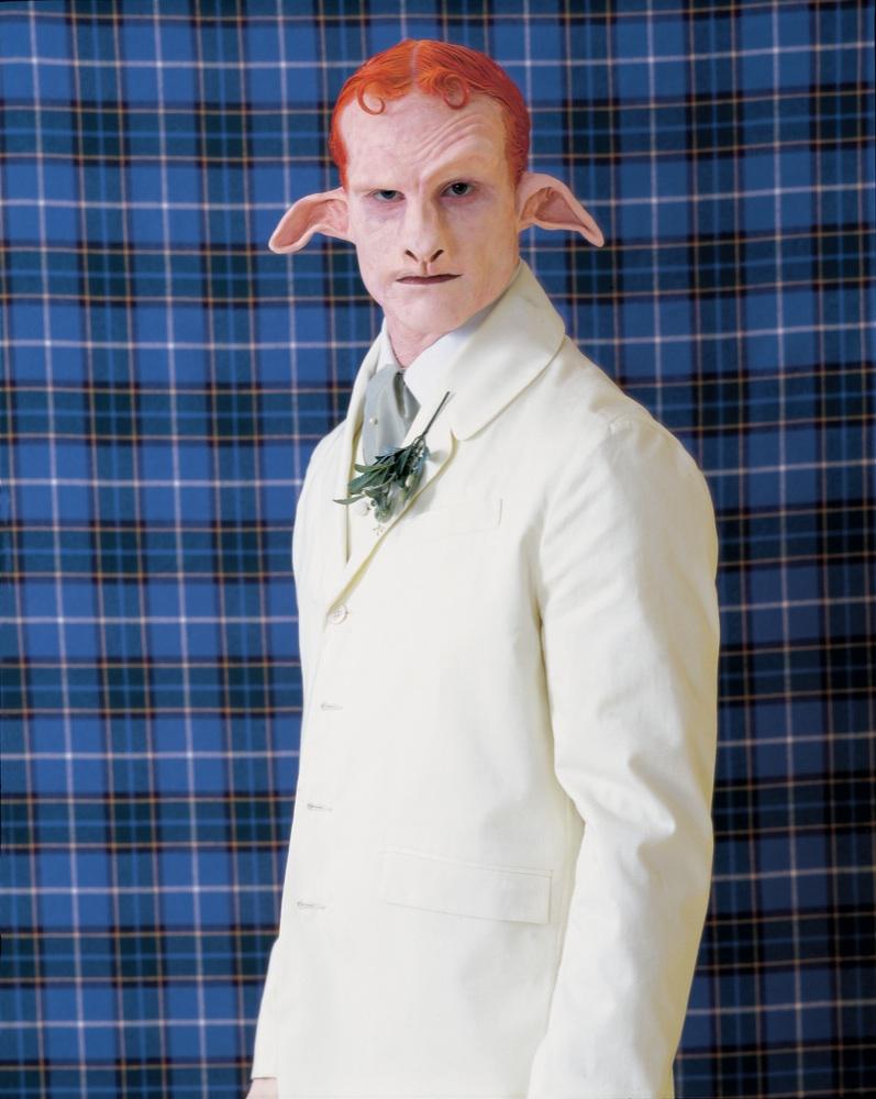 Matthew Barney in Cremaster Cycle 4, 1994