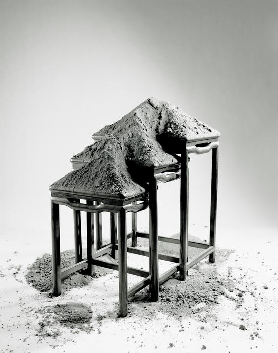 Arthur Ou, Untitled (Mountain), 2007