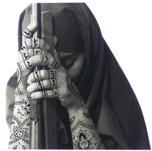 Shirin Neshat, Untitled (1995)