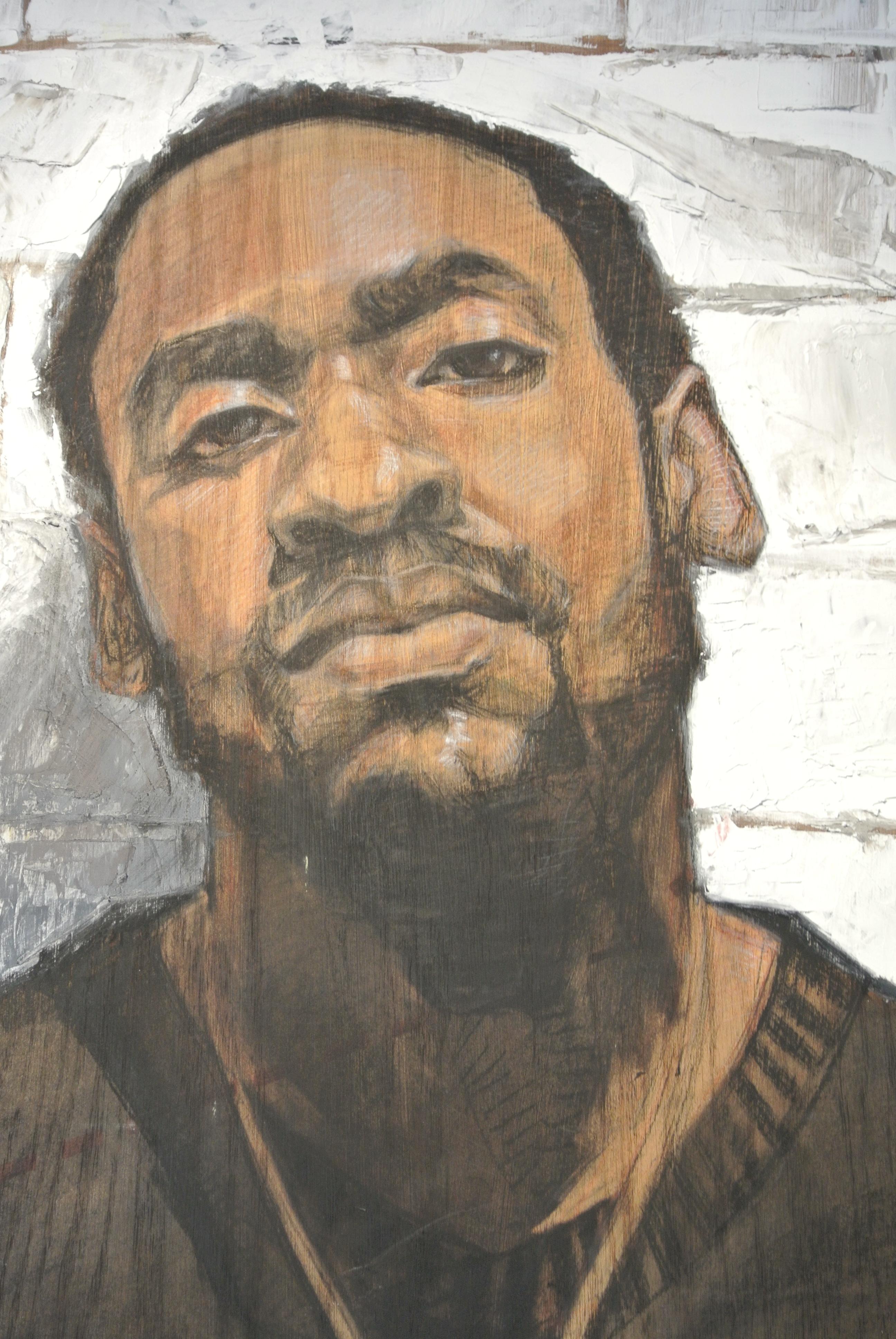 Made in America (Self Portrait) detail